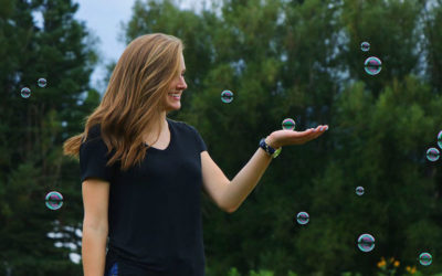 REFLECTING POSITIVELY ON NEGATIVE THINKING