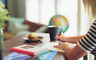 HOW JOURNALING CAN HELP WITH DEPRESSION